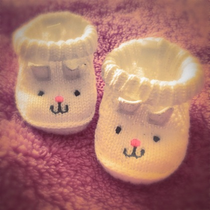 Baby's 1st Slippers